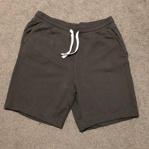Men's above knee sweatshort